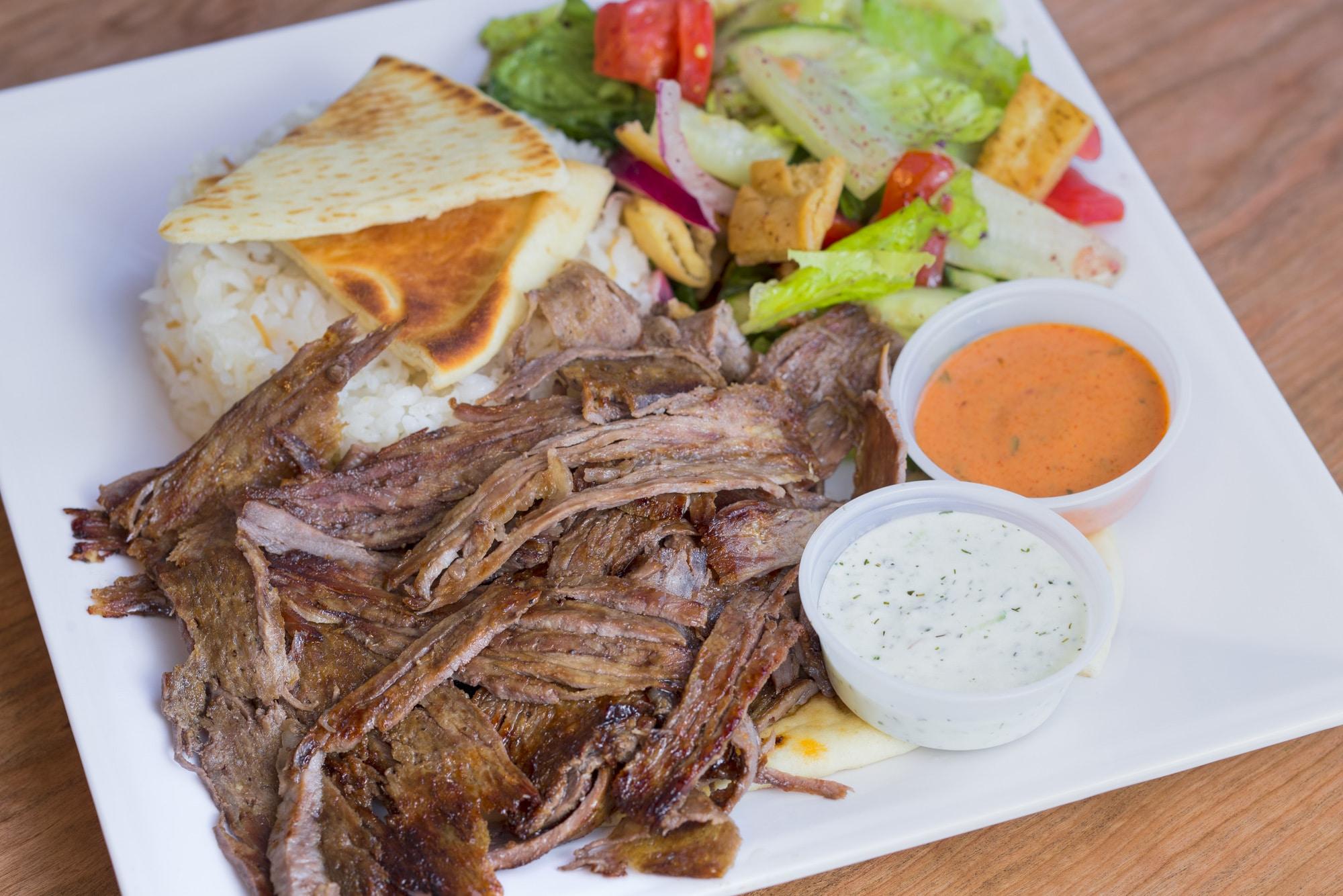 Beef Doner Kebab