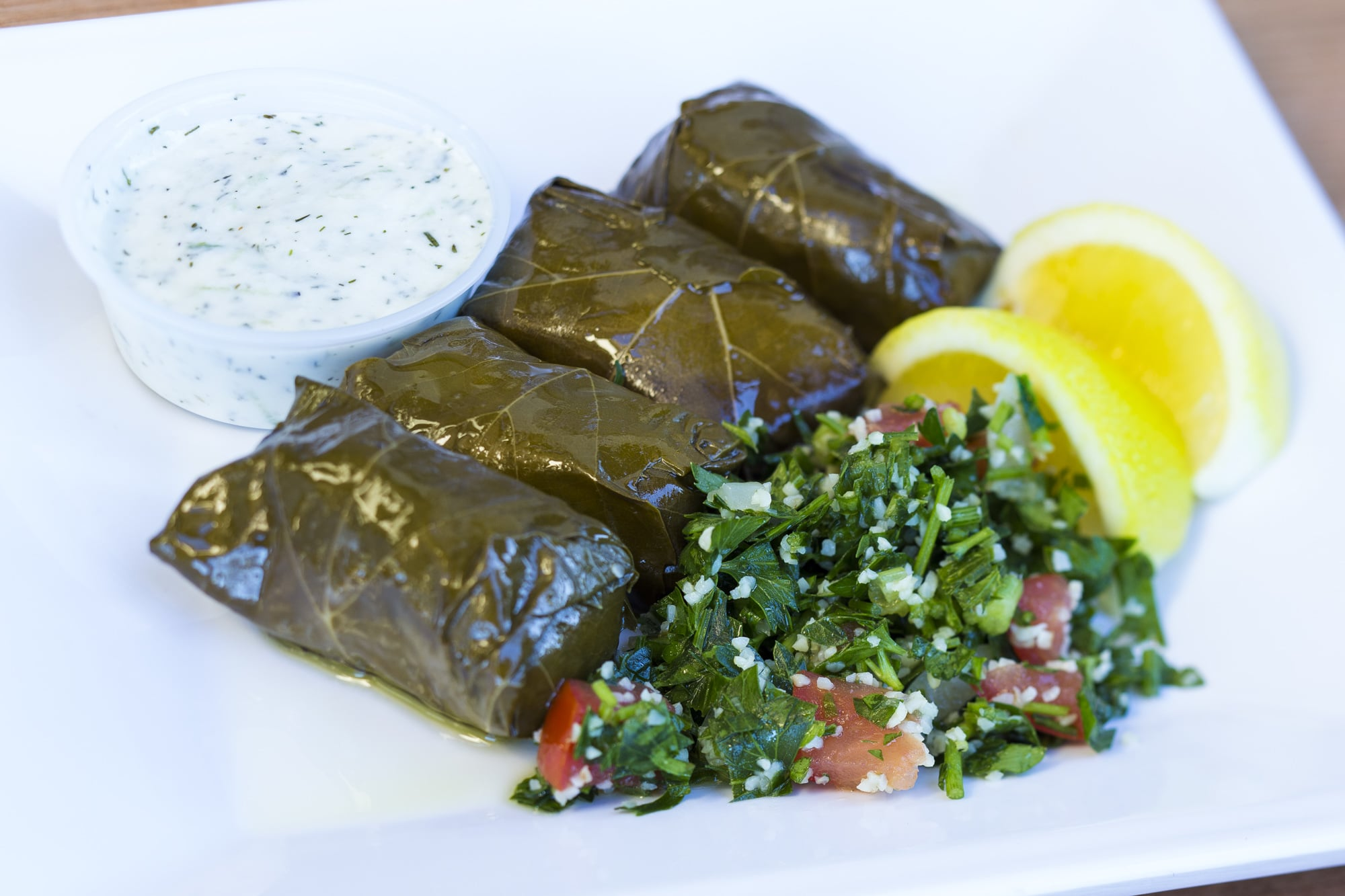 Dolma (4 Pieces)