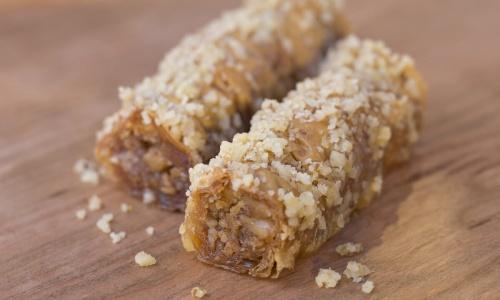 Walnut Baklava, Turkish Food & Mediterranean Grill