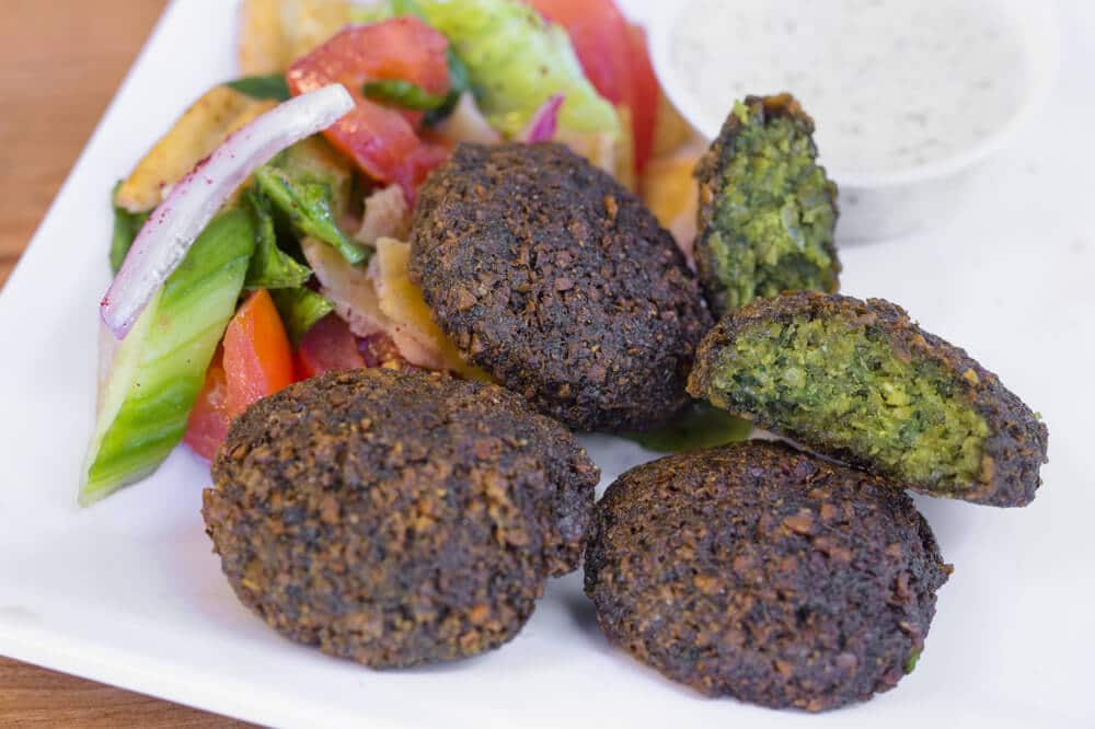 Falafel (4 Pieces)