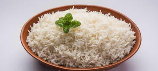 No-Fail Basmati Rice Recipe (two ways)